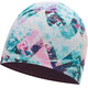 Buff Microfiber Reversible Hat Irised Aqua
